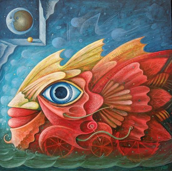 Morski podroznik by FrodoK