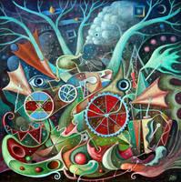 Magic Machine by FrodoK