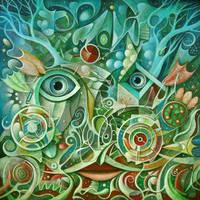Mystical Machine by FrodoK