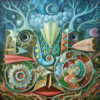 Magic Machine II by FrodoK