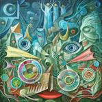 Machine of Dream by FrodoK