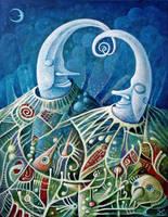 Moon Dream II by FrodoK