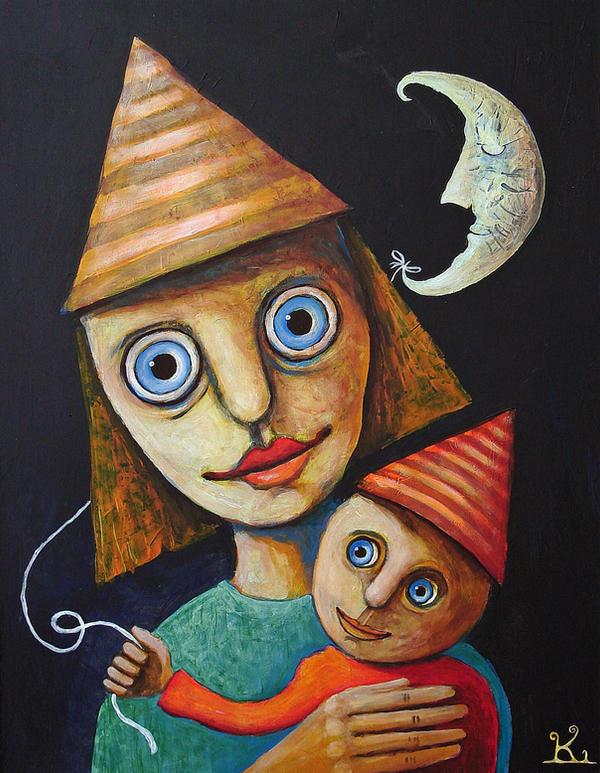 Moon Stories II by FrodoK