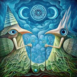 Magicians of Dreams IV by FrodoK