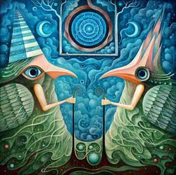 Magicians of Dreams V by FrodoK