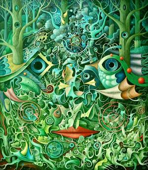 Forest Machine II