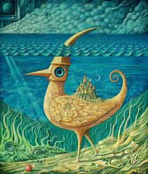 Sea Bird VI by FrodoK