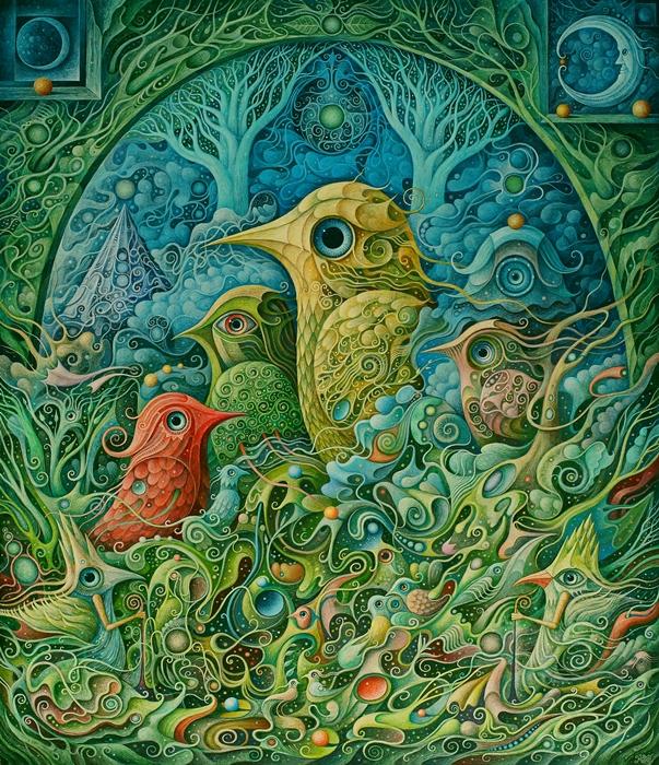 Guardians of Magic Dreams II by FrodoK