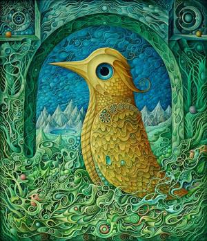 Land of The Golden Bird