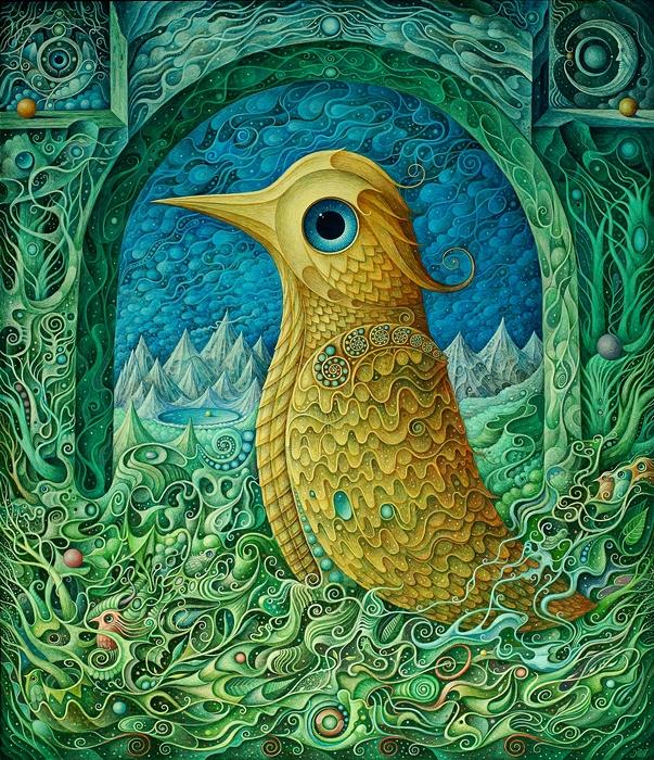 Land of The Golden Bird by FrodoK