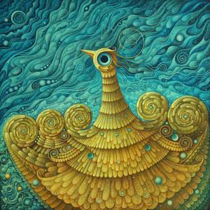 Birth of Golden Bird XII