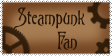 Steampunk Stamp by DanH-Art