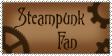 Steampunk Stamp by DanH-Art