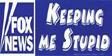 Fox news Stamp by DanH-Art