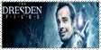 Dresden Files Stamp 1 by DanH-Art