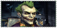Joker Stamp by DanH-Art