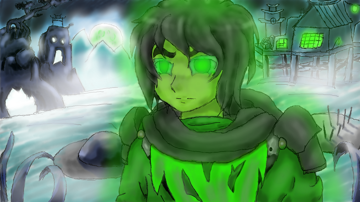 ninjago possessed lloydgreengigal on deviantart