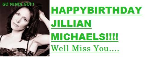 Jillian Michaels: Born May 10, 1977 by greengigal