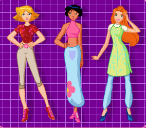 Totally Spies by spiderabby2000