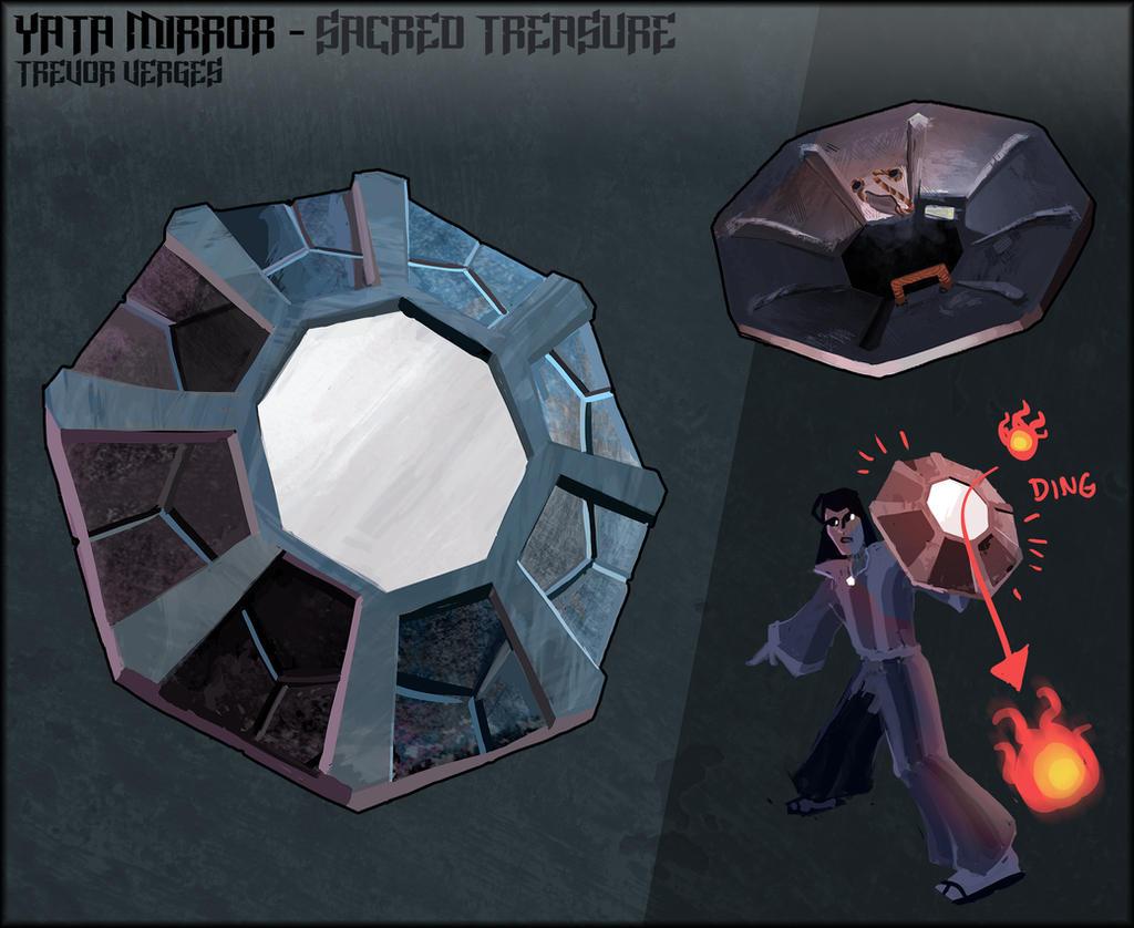 Yata mirror concept forces by trevor verges on deviantart for Mirror of yata