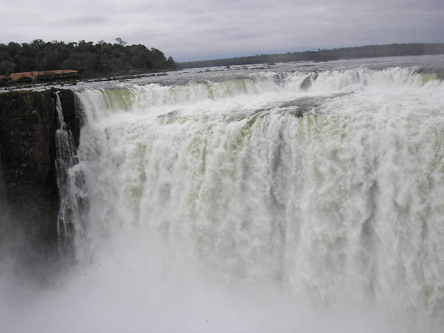 Iguazu Falls 12 by agosbeatle-stock
