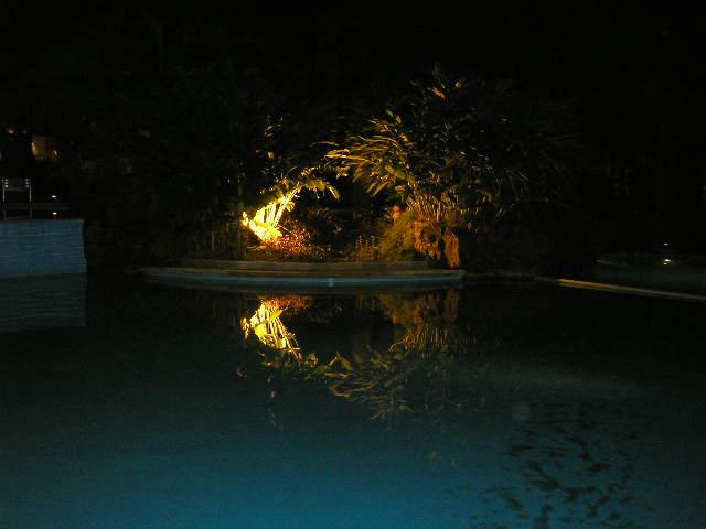 Iguazu Falls 30 - night - by agosbeatle-stock