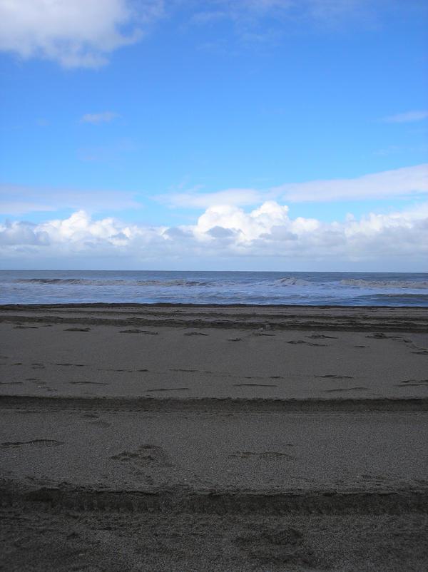 beach 1 by agosbeatle-stock