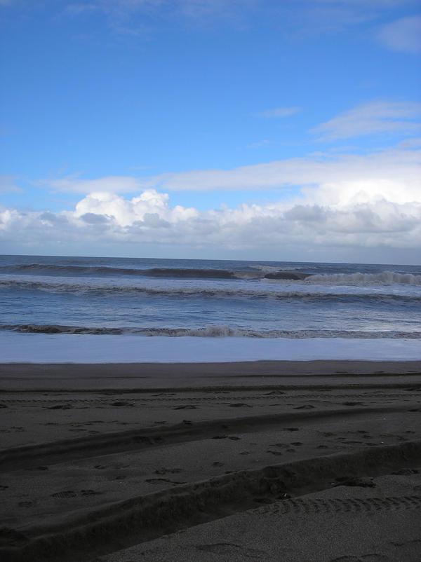 beach 3 by agosbeatle-stock
