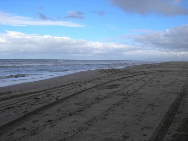 beach 4 by agosbeatle-stock