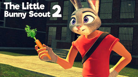 MediExcalibur2012's The Little Bunny Scout by Pixelsmitz