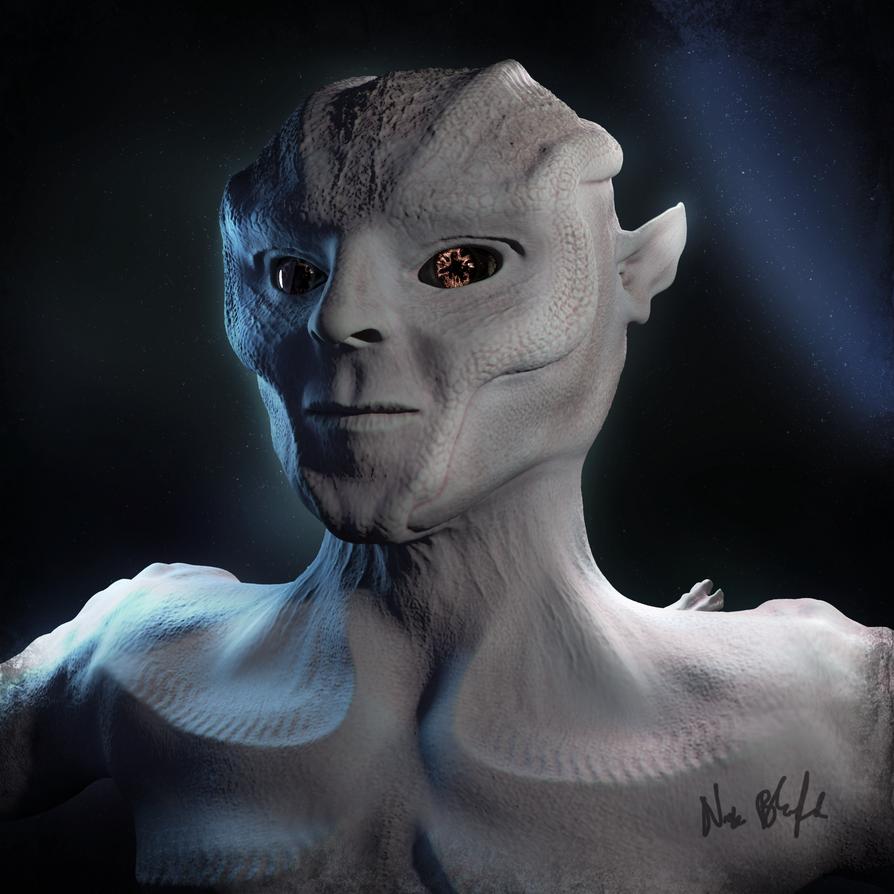 Alien by TheJollyStNick