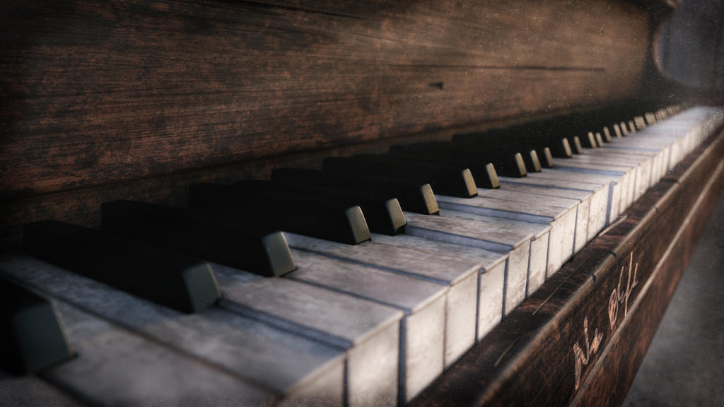 Piano by TheJollyStNick