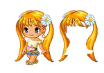 Mixed Hair | Fantage | Free Of Use