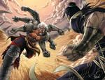 Asura's Wrath Fanart