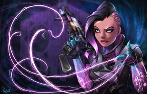 Sombra - I can Hack you