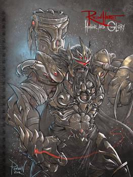 Reinhardt - Hornor and Glory