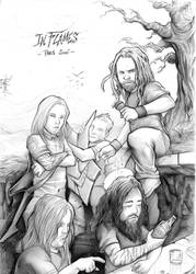 In Flames Fanart