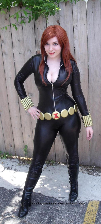 Black Widow by srsRazzmatazz