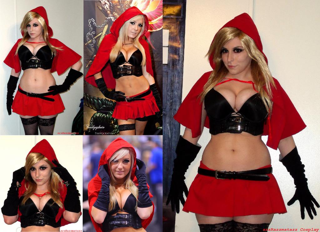 Joke Jessica Nigri Halloween Costume by srsRazzmatazz