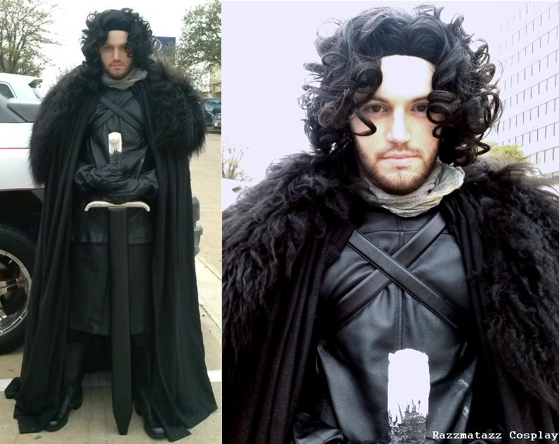 Jon Snow by srsRazzmatazz