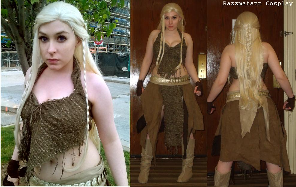 Daenerys by srsRazzmatazz