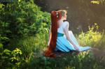 Thumbelina: Shining like the Love within my Heart