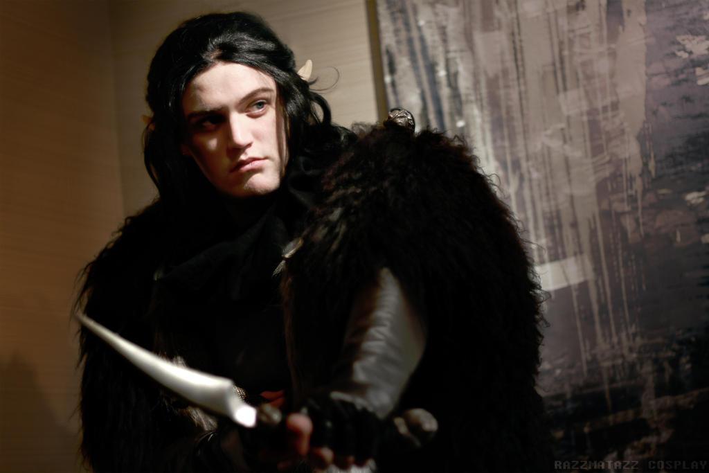 Critical Role: Dagger in the Dark by srsRazzmatazz