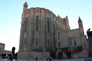 Cathedrale d'Albi 1
