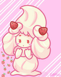 So much pink (Alcremie)