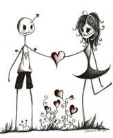 Hearts by Nat0-o