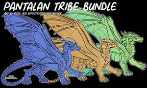 Wings Of Fire Pantalan Tribe Bundle free now