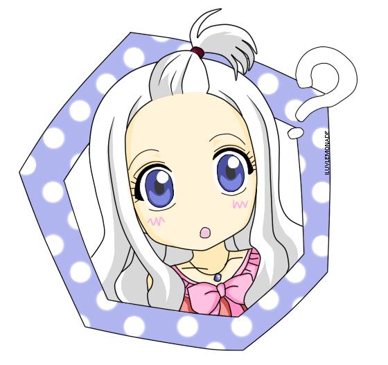 Fairy Tail  Mirajane Chibi by iluvlemonadeFairy Tail Chibi Mirajane