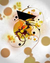 Abstract Birds - Toucan