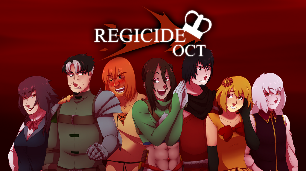 Regicide OCT : Judges by Miss-Sheepy